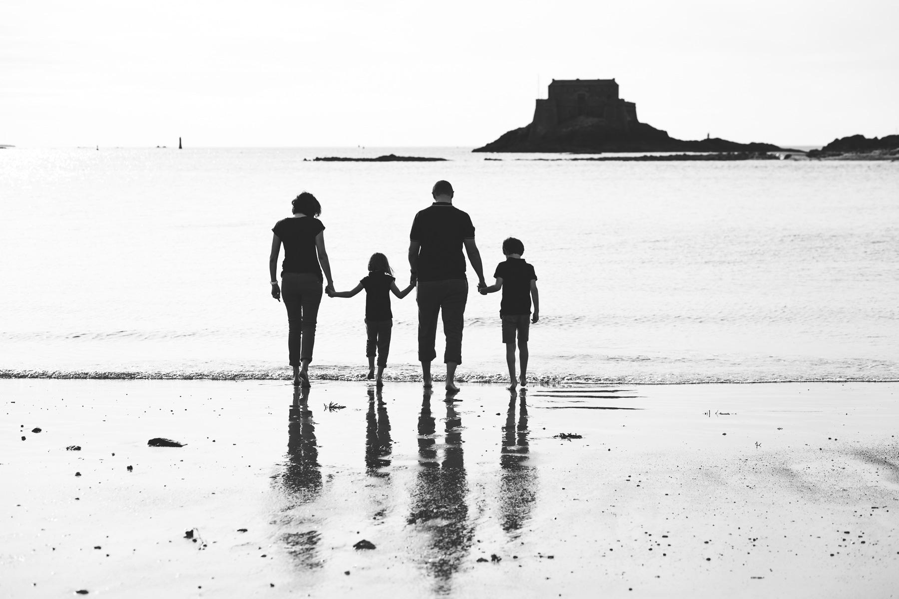 Gaelle Bizeul, photographe portrait famille