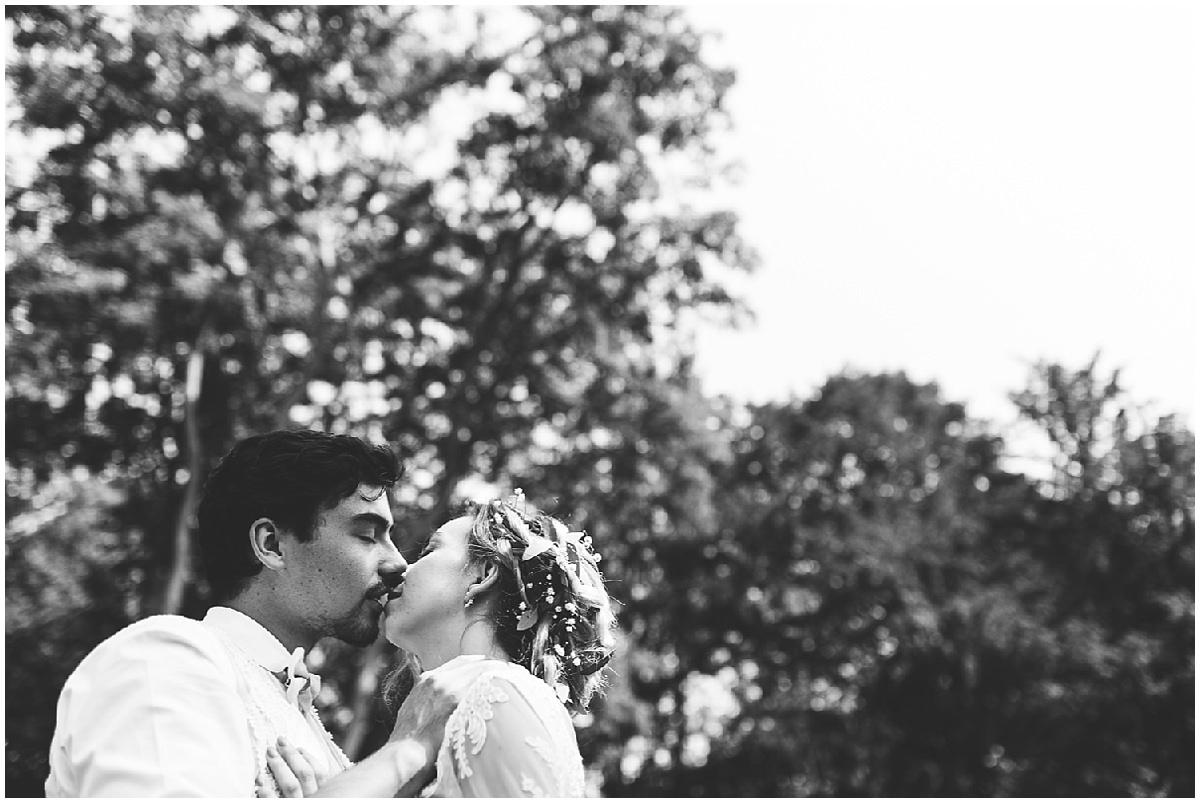 Mariage Nature et Romantique