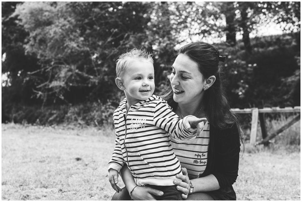 Photographe des familles