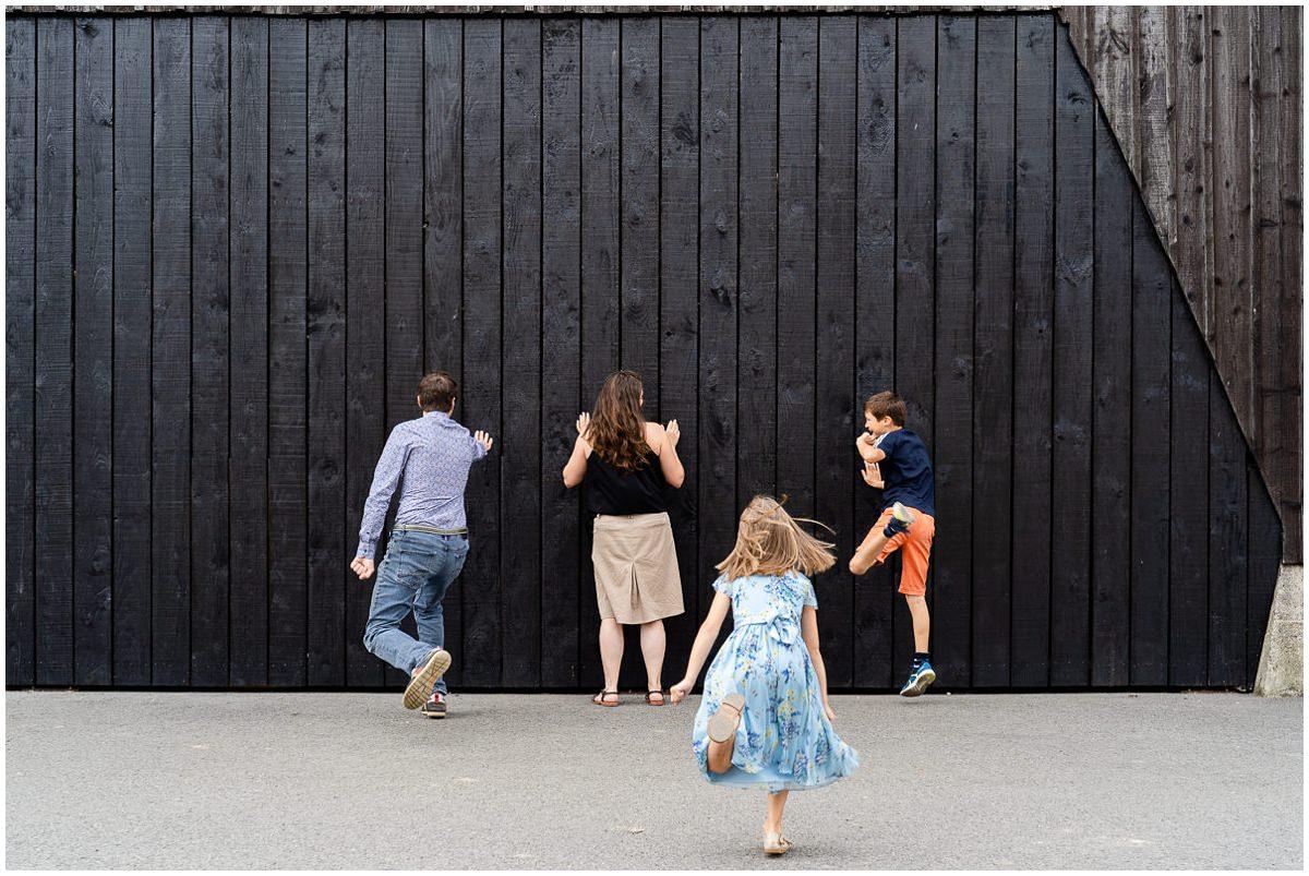séance en famille - des photos pour créer des souvenirs