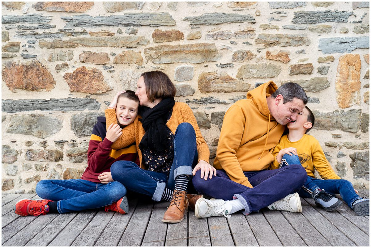 Offrir une séance photo en famille pour avoir de beaux souvenirs ensemble